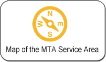 MTA Service Area Map